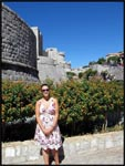 Me in Dubrovnik, Croatia