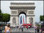 The Arc di Triumph
