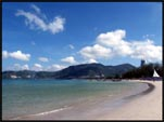 The beautiful Patong Beach, Phuket, Thailand