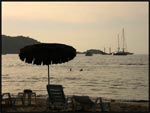 Patong Beach at sunset, Phuket, Thailand