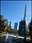 The Bell Tower, Perth, Australia