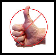 DO NOT GIVE THE THUMBS UP IN GREECE!