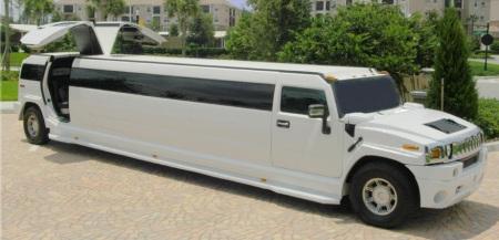 2007 H2 Hummer Limousine